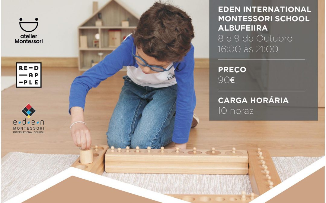 Introduction to the Montessori method in Portuguese – Introdução ao método Montessori